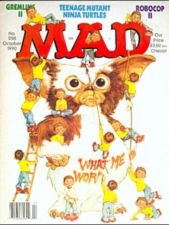 Go to MAD Magazine #298