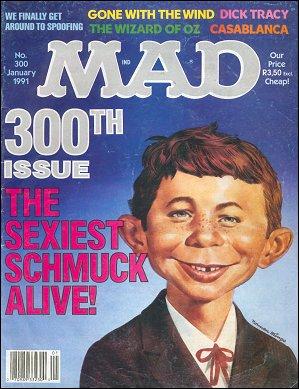 MAD Magazine #300 • South Africa