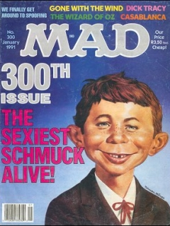 Go to MAD Magazine #300