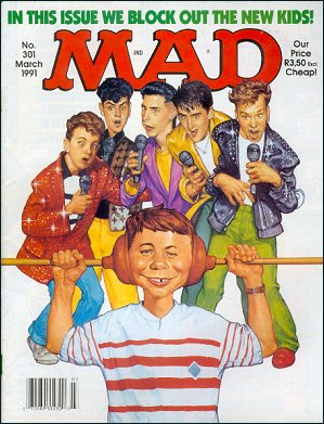 MAD Magazine #301 • South Africa