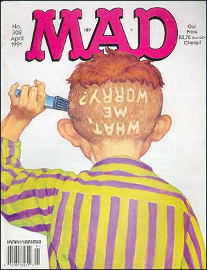 MAD Magazine #302 • South Africa