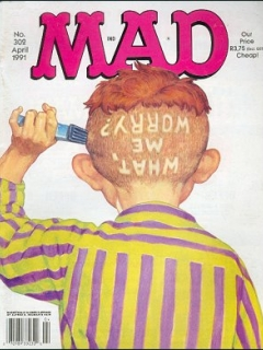 Go to MAD Magazine #302 • South Africa