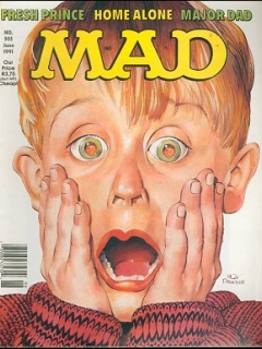 Go to MAD Magazine #303 • South Africa