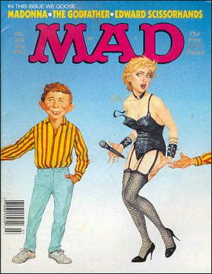 MAD Magazine #304 • South Africa