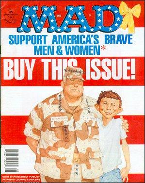 MAD Magazine #305 • South Africa