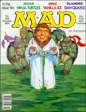 MAD Magazine #306 • South Africa