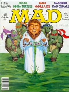 Go to MAD Magazine #306 • South Africa