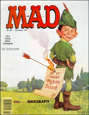MAD Magazine #307 • South Africa