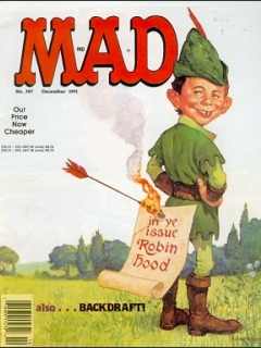 Go to MAD Magazine #307 • South Africa