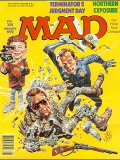 Go to MAD Magazine #308 • South Africa