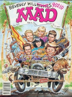 Go to MAD Magazine #309