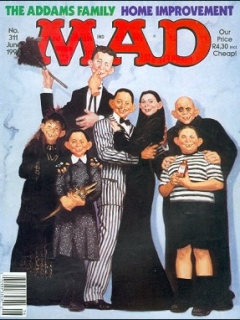 Go to MAD Magazine #311