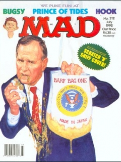 Go to MAD Magazine #312 • South Africa