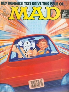 Go to MAD Magazine #313 • South Africa