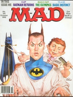 Go to MAD Magazine #314 • South Africa