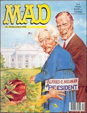 MAD Magazine #315 • South Africa