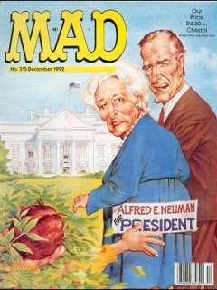 Go to MAD Magazine #315 • South Africa