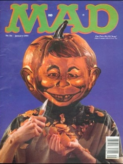 Go to MAD Magazine #316