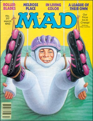 MAD Magazine #317 • South Africa