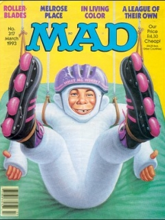 Go to MAD Magazine #317 • South Africa