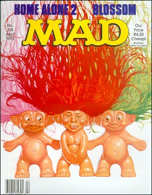MAD Magazine #318 • South Africa