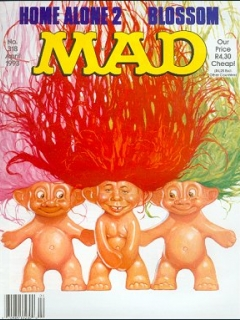 Go to MAD Magazine #318 • South Africa