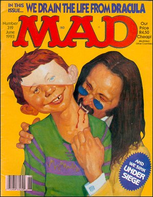 MAD Magazine #319 • South Africa