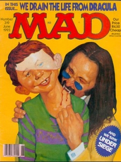 Go to MAD Magazine #319