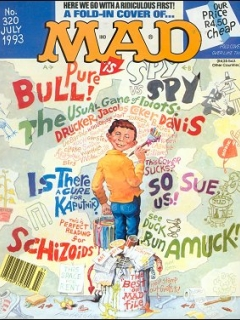 Go to MAD Magazine #320 • South Africa
