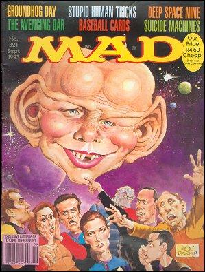 MAD Magazine #321 • South Africa