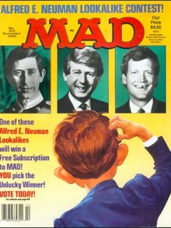 Go to MAD Magazine #323 • South Africa