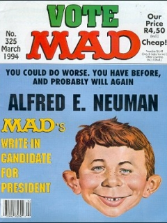 Go to MAD Magazine #325 • South Africa