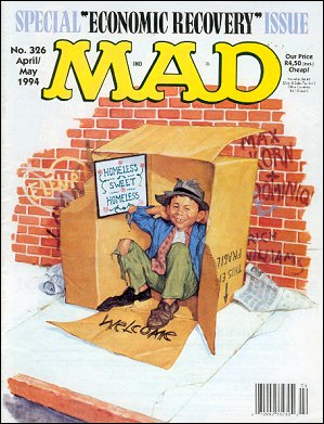 MAD Magazine #326 • South Africa