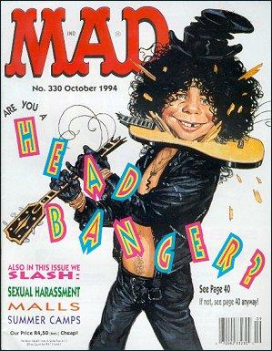 MAD Magazine #330 • South Africa