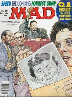 Go to MAD Magazine #331 • South Africa