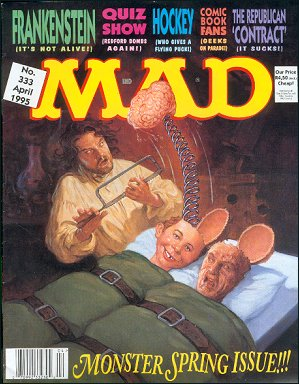 MAD Magazine #333 • South Africa