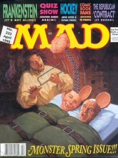 Go to MAD Magazine #333 • South Africa