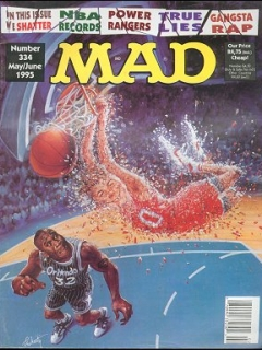 Go to MAD Magazine #334 • South Africa