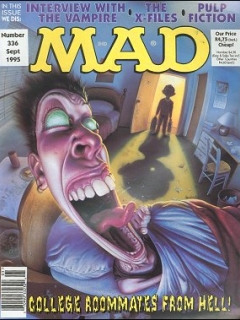 Go to MAD Magazine #336