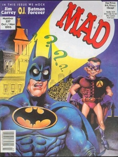 Go to MAD Magazine #337 • South Africa