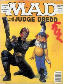 Go to MAD Magazine #338