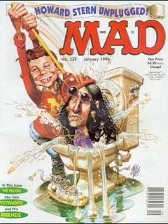 Go to MAD Magazine #339 • South Africa