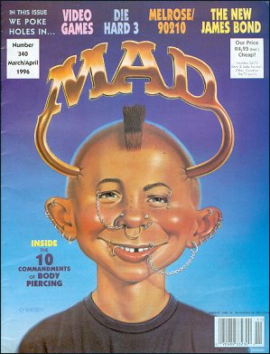 MAD Magazine #340 • South Africa