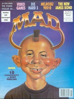 Go to MAD Magazine #340