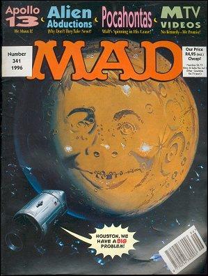 MAD Magazine #341 • South Africa