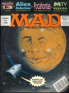 Go to MAD Magazine #341