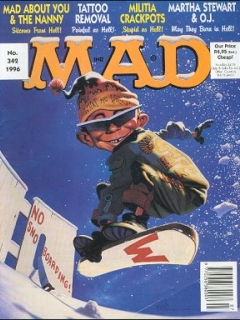 Go to MAD Magazine #342 • South Africa