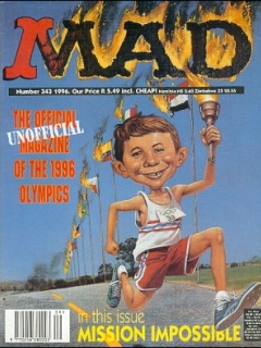 Go to MAD Magazine #343 • South Africa