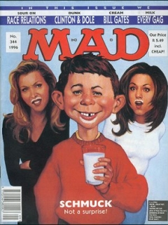 Go to MAD Magazine #344