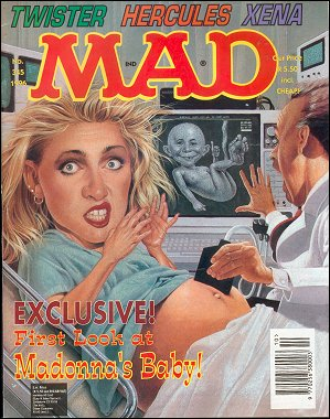 MAD Magazine #345 • South Africa